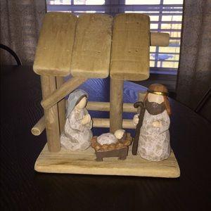 🎄Christmas, birth of Jesus decor